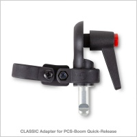 Rycote Adapter for PCS-Boom Quick-Release (Classic/Cyclone)