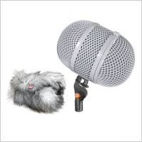 Rycote Stereo Windshield WS AC MS Kit