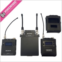 Sony Wireless DWT-B01 transmitters and DWR S02 receiver - USED