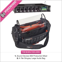 Sound Devices 688 with K-Tek Stingray Large Bundle