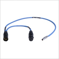 Sound Devices XL-LX Lemo 5-Pin to XLR-M and XLR-F Cable