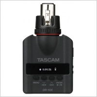 Tascam DR-10X Plug-on XLR Micro Linear PCM Recorder