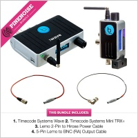 Timecode Systems Wave, MiniTRX+ & Cables Mega Bundle