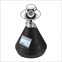 Zoom H3-VR Virtual Reality Ambisonic Recorder