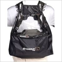 K-Tek Rain Bib for Stingray Harness MK II