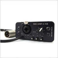 Ex-Demo Marenius MICAMP-C48 Battery Powered Microphone Amplifier With 48V Phantom Power