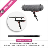 Rycote 'Perfect For' Mic Bundle, with Sennheiser MKH 416