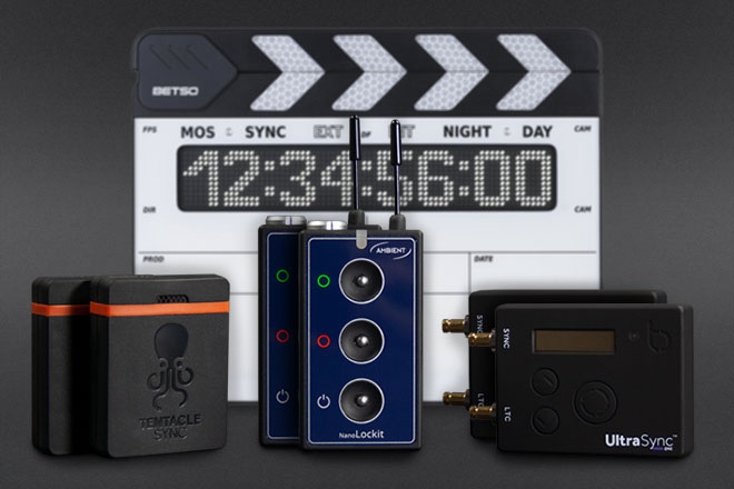 Timecode Bundle