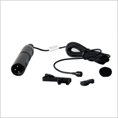 AKG C417/PP Lavalier Mic with 3-Pin XLR Connector