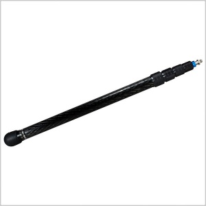 Ambient Recording QXS-565 5-Section Carbon Fibre Boom Pole (0.66 - 2.59m)
