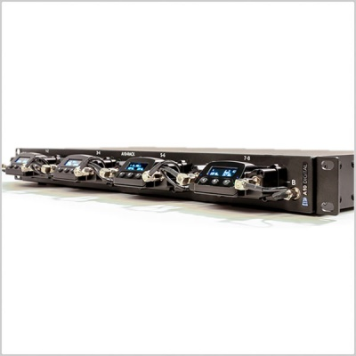 Audio Ltd A10-RACK Powering and Wireless System for up to 4x Superslot Receivers