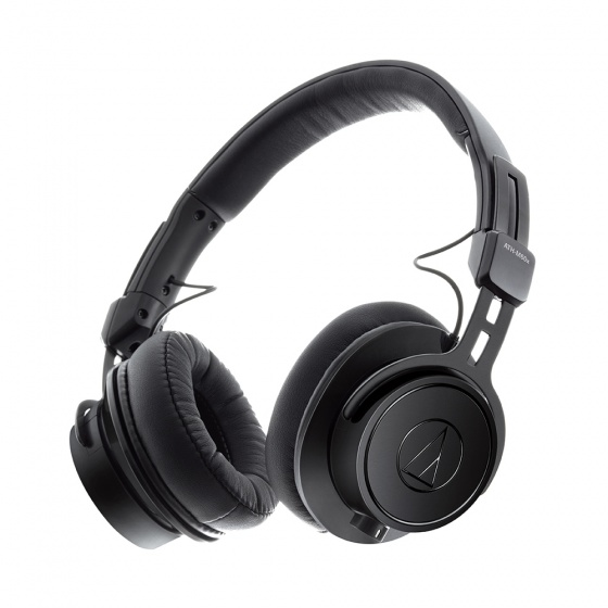 Audio Technica ATH-M60X On-Ear Professional Monitor Headphones