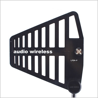 Audio Wireless LPDA-P Dipole Antenna