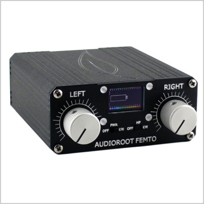 Audioroot FEMTO Portable Microphone Preamp