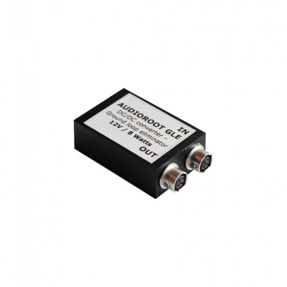Audioroot GLE-12W DC/DC Converter - Ground Loop Eliminator