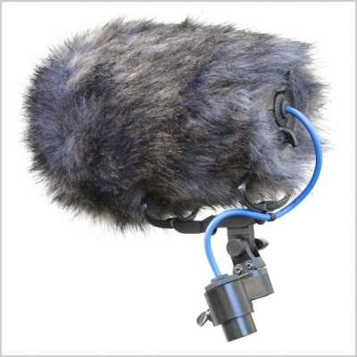 Cinela COSI Modular Windshield for Short-Body Microphones (Small - 15cm)