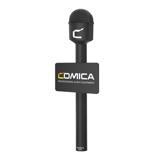Comica HRM-C Omnidirectional Dynamic Reporter/Interview Microphone