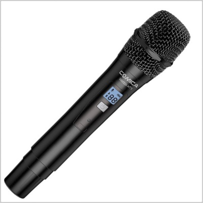 Comica CVM-WM200/300HTX Wireless Handheld Microphone