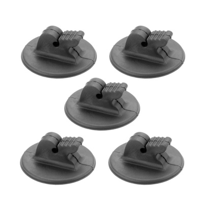DPA DMM0007 Universal Surface Mount for Lavalier Microphones (5 Pack)