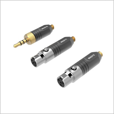 Deity Microdot Adapters for Deity W.Lav Microphone (Select Variant)