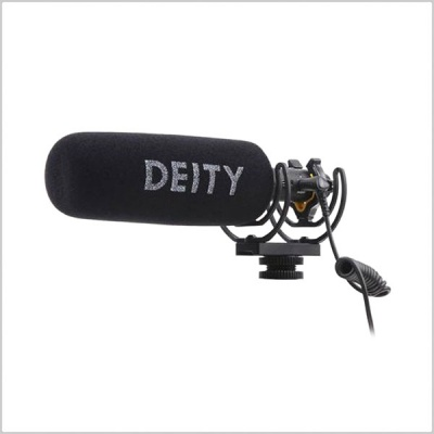 Deity V-Mic D3 PRO Smart 3.5mm On-Camera Microphone