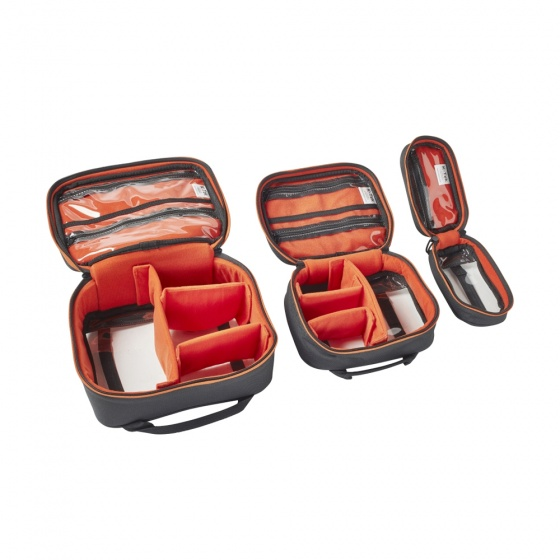 K-Tek KGBSET Gizmo Multi-Purpose Bags Set of 3 (S, M & L)