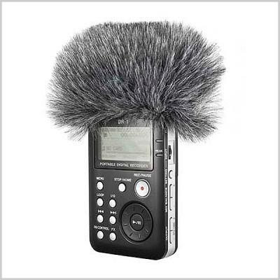 Rycote Mini Windjammer for Tascam DR-100