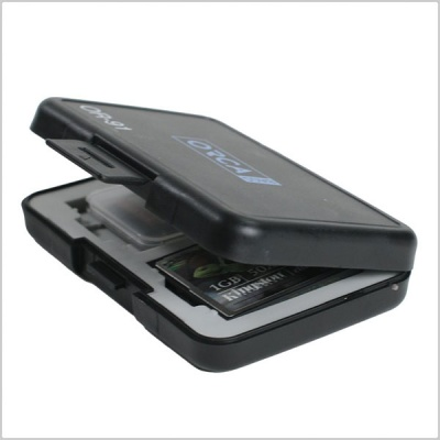Orca OR-91 SD/Micro SD/CF Cards Protective Case
