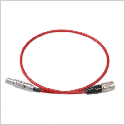 Pinknoise Custom 5-Pin Lemo to HR10A Power In Cable 45cm