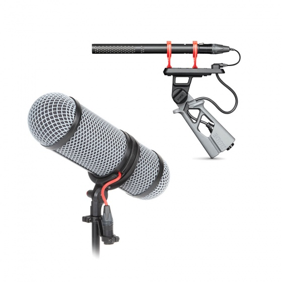 Rode NTG5 Short Condenser Microphone w/ Rycote ''Perfect for'' Super-Blimp Kit Bundle