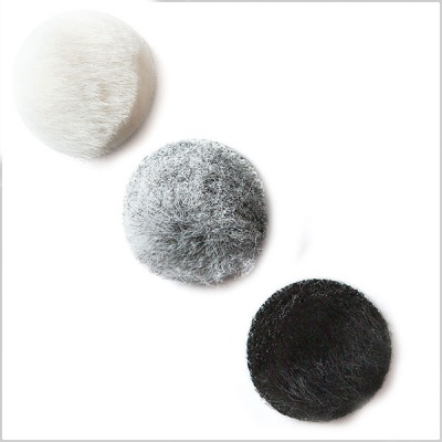 Rycote Overcover Adv. Fur Discs Only (100pcs) (Please Select Colour)