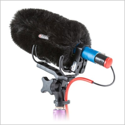 Rycote Softie-Lite 21 Slip-On Windshield Kit