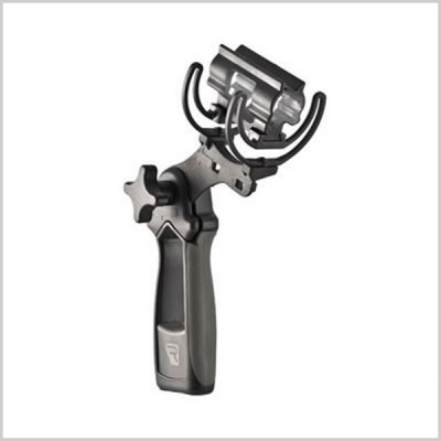 Rycote InVision Softie Lyre Mount with Pistol Grip