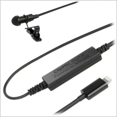 Sennheiser Clip-On Digital Microphone for iOS Mobile Recording