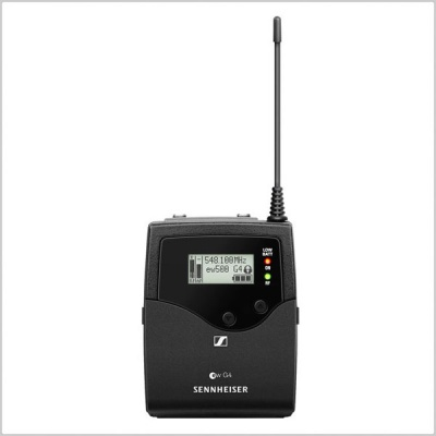 Sennheiser EK 500 G4 Portable Camera Receiver