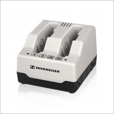 Sennheiser L60 Dual Battery Charger for the BA61/BA60 Lithium Battery