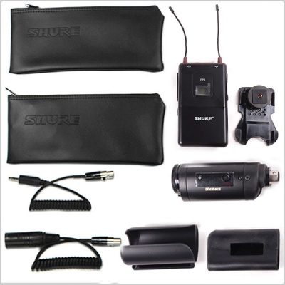 Shure FP35 Plug-On Transmitter Wireless Systems - B-Stock