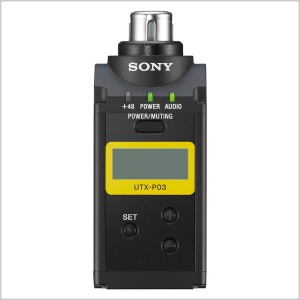 Sony UTX-P03 UWP-D XLR Plug-on Transmitter
