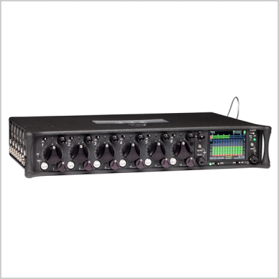 Sound Devices 688 16 Track Field Mixer / Recorder