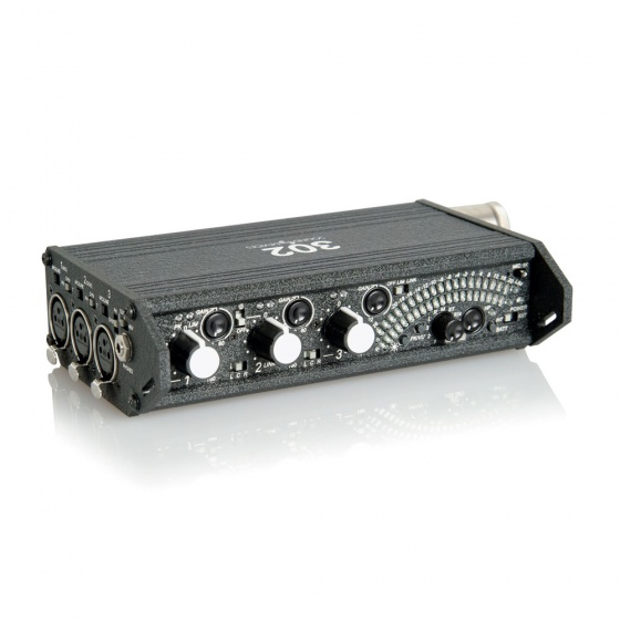 Sound Devices 302 3-Channel Compact Mixer