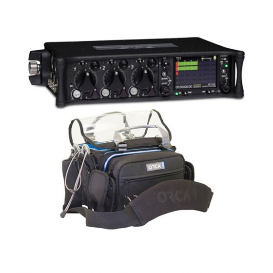 Sound Devices 633 Mixer Recorder with Orca OR-30 Bundle