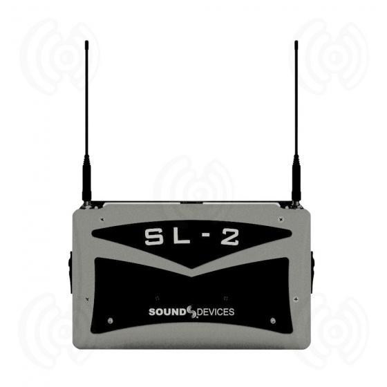 Sound Devices SL-2 Dual SuperSlot Wireless Module for 8-Series Mixer/Recorders