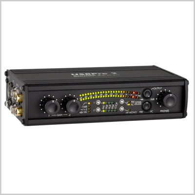 Sound Devices USB Pre 2 Interface