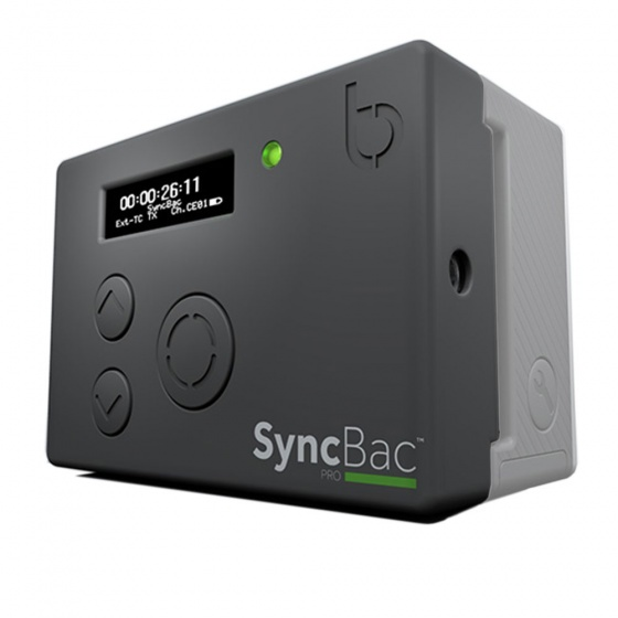 Timecode Systems SyncBac Pro for the Go Pro