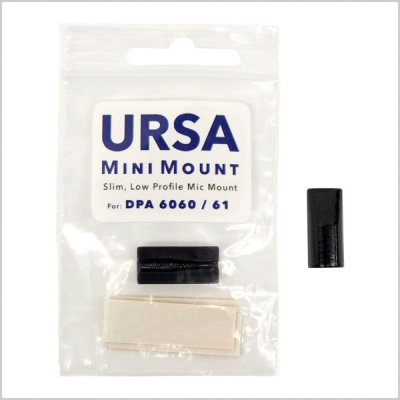 URSA Mini Mount 6060 Low Profile Lavalier Mounting Solution for DPA 6060 / 61
