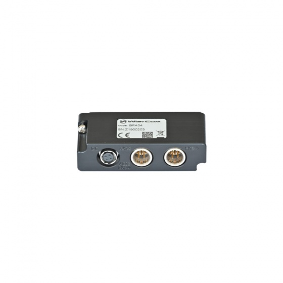 Wisycom MCR54 w/ 4 x MTP41S Transmitters & BPA54 Bottom Plate Quad Kit