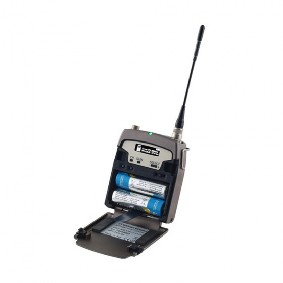 Wisycom MTP40S Beltpack Transmitter (Please Select)