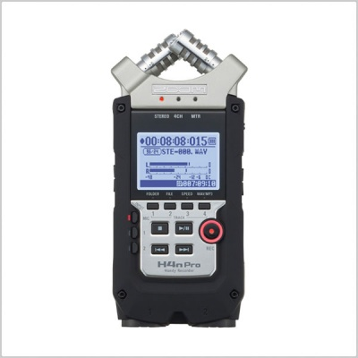 Zoom H4N Pro Handheld Portable Recorder