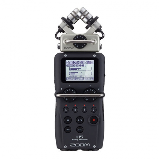 Zoom H5 Portable Handheld Recorder