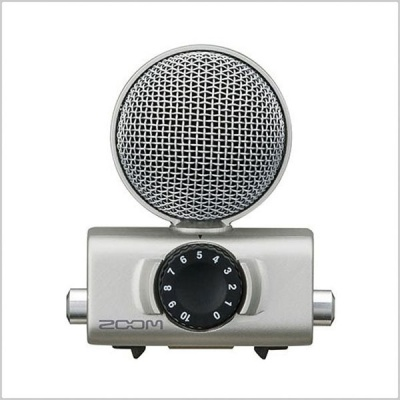 Zoom MSH-6 Unidirectional Mid-Side Microphone Capsule